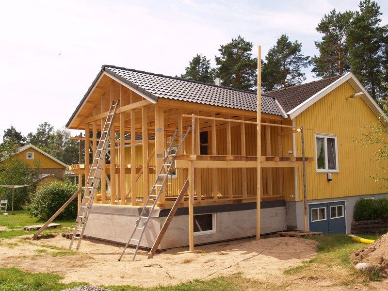 Aanbouw Zweden